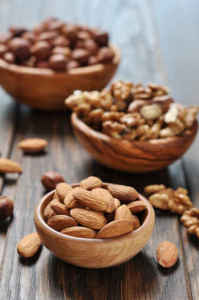 Almonds improve glucose metabolism