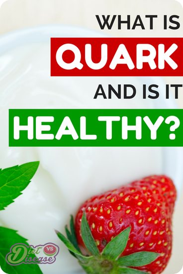 what is quark is it healthy?