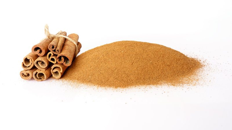 cinnamon can reduce sugar